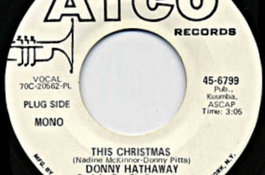 "50th Anniversary Of Donny Hathaway's ""This Christmas"" 