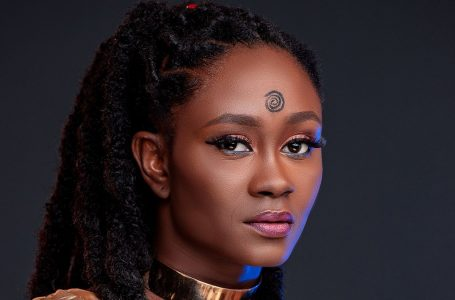 Viyaa takes a toll on racism in new single; Black Is My Name | Ghana Music